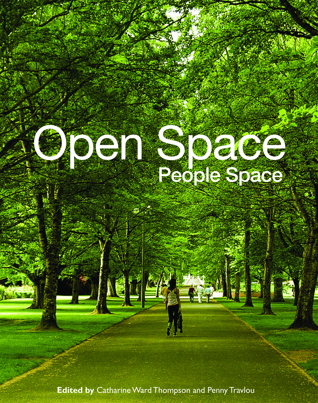 Front cover of first Open Space book