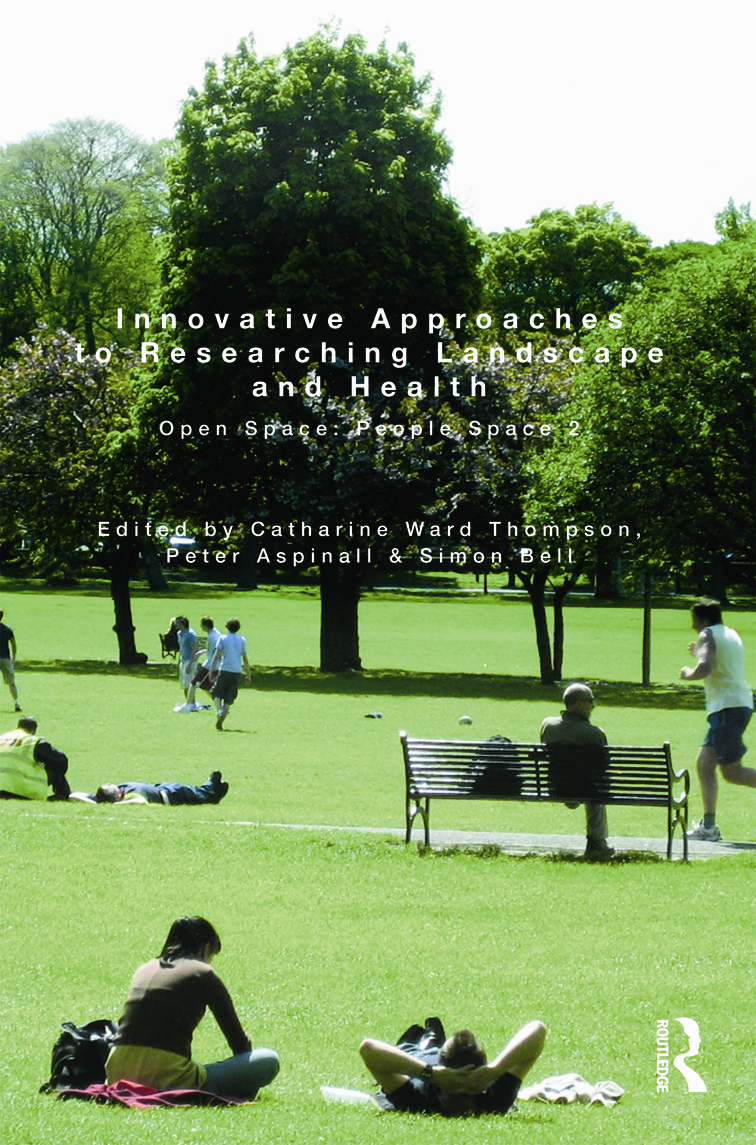 Cover of Innovative Approaches to Researching Landscape and Health